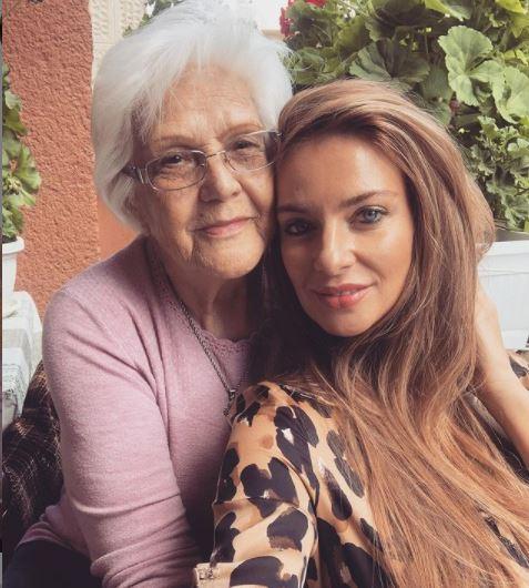 Sladjana grandmother